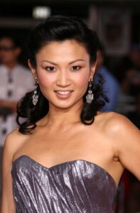 Michelle Krusiec Height And Weight