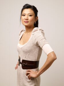 Michelle Krusiec Net Worth And Income