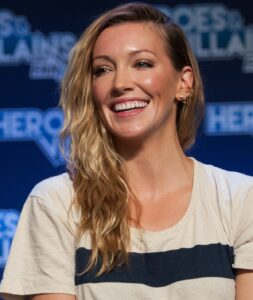 Katie Cassidy Height And Weight