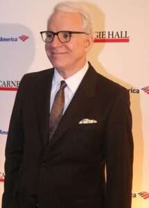 Steve Martin Height And Weight