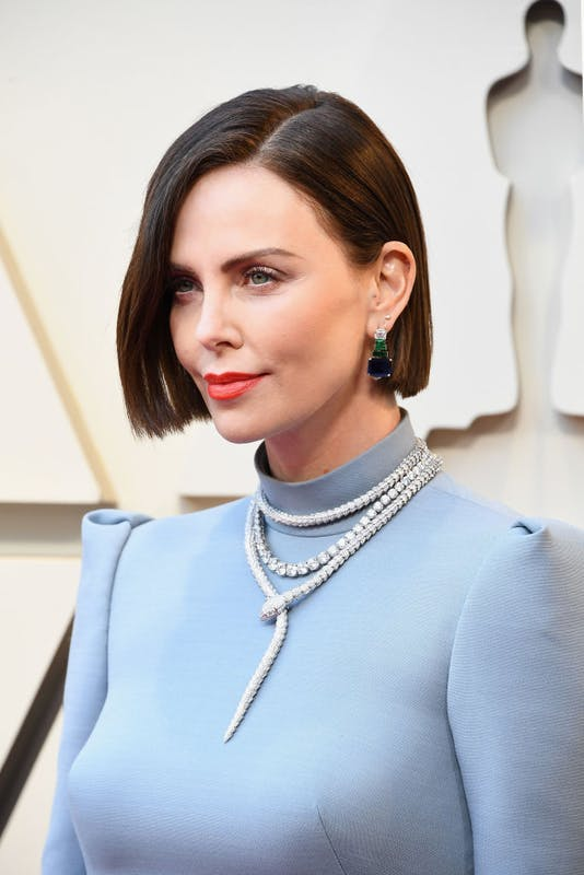 Charlize TheronHeight And Weight